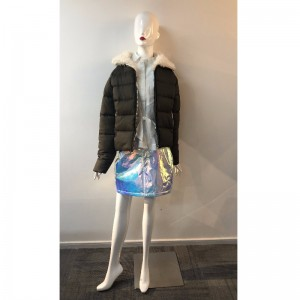 LADIES PUFFER COAT RLWPC0035